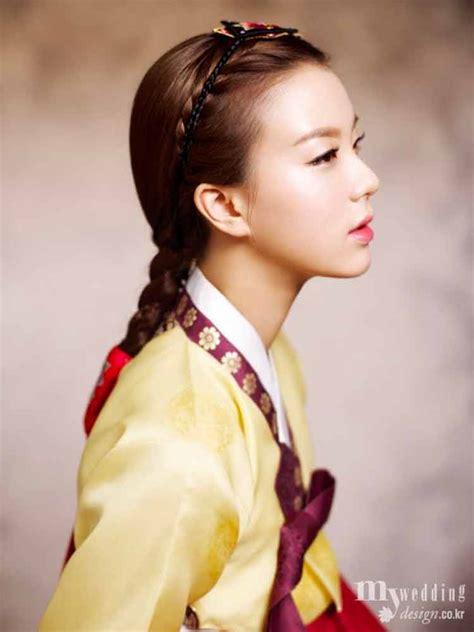 model rambut wanita korea pendek panjang
