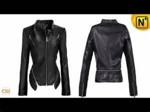 imagenes mujeres vestidas de negro negro chaqueta de cuero para las mujeres cw618133 www