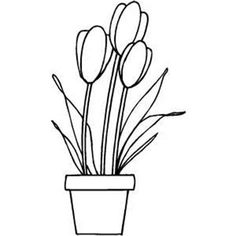 dibujos de macetas con flores para colorear dibujos de macetas con flores para colorear ideas para