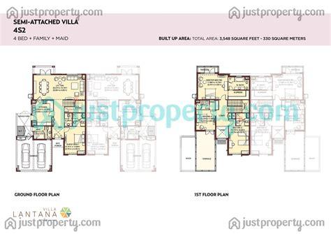 lantana floor plan lantana villas floor plans justproperty