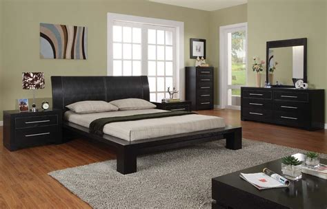 modern bedroom furniture interior design ideas