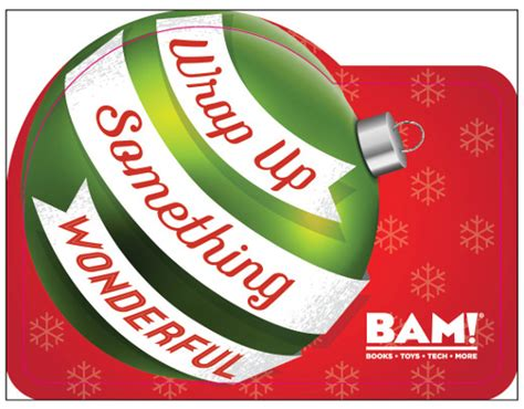 Books A Million Gift Cards - bam gift cards choose your favorite design books a million online bookstore