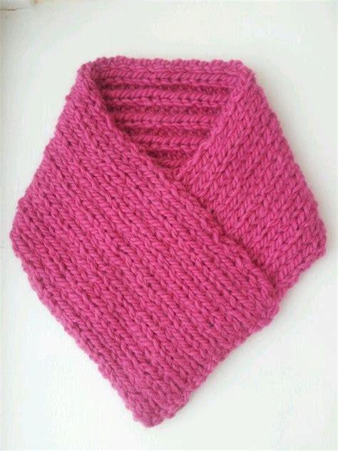 Knitting Bandana bandana boos wool alpaca knitted collar scarf