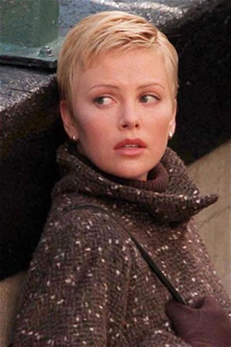 wife haircut charlize theron the astronauts and astronauts on pinterest