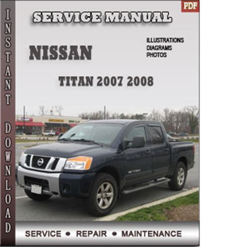 service manuals schematics 2008 nissan titan on board diagnostic system 2008 nissan titan manual free pdf