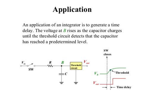 application of differentiator and integrator circuits applications of integrator circuit 28 images low pass filter integrator circuit using op 741