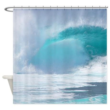 curtains hawaii hawaii pipeline surf tropical shower curtain by surf city