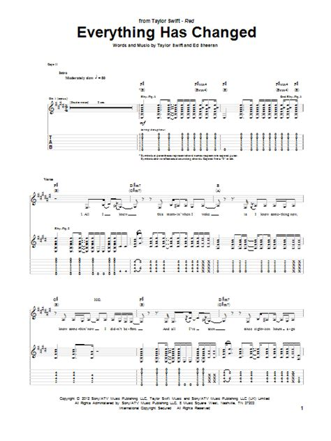 taylor swift everything has changed piano chords everything has changed sheet music direct