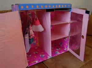 How To Make Doll Closet by Wardrobe Closet Diy Doll Wardrobe Closet