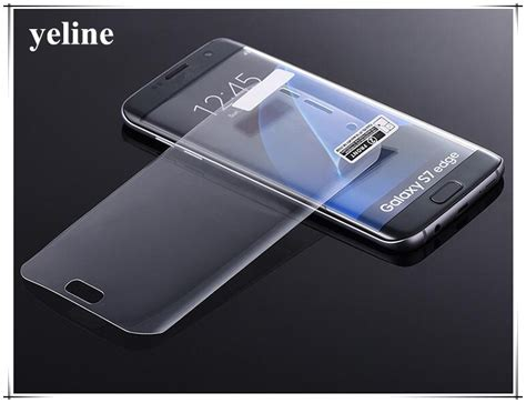 Tempered Glass S6 Flat new product 2016 best tempered glass screen protector for