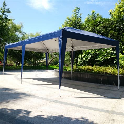 Outdoor Pop Up Gazebo Canopy 10 X 20 Outdoor Easy Pop Up Gazebo Canopy Cover Wedding