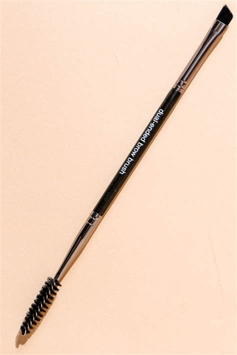 makeup brush dual ended brow brush madlady
