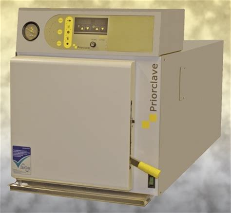 bench top autoclave priorclave launches 60l bench top autoclave