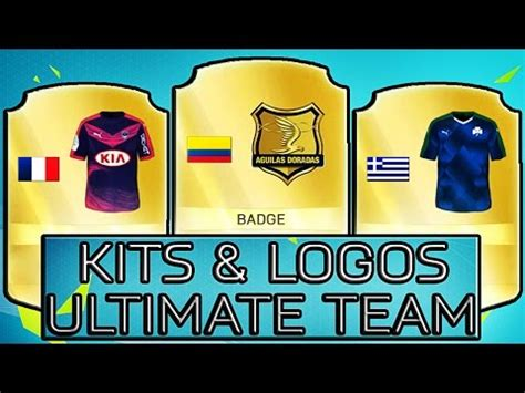 the best kits and badges on fifa 16