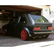 VW Golf GTI Mk1 With 600 Horses Can Be Yours For €19000