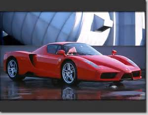 The Enzo Cars Enzo
