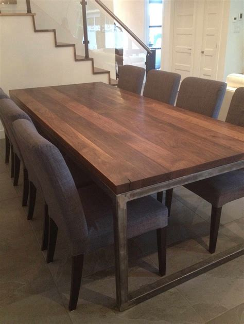 live edge black walnut dining table live edge black walnut dining table bois design