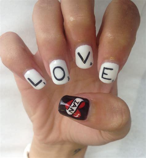 scrabble nail new nail bliss hair salon