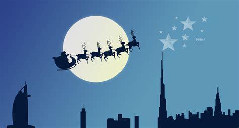 wallpaper reindeer chariot santa claus christmas eve moon  celebrations christmas