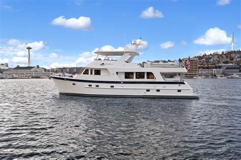 motor yacht boats for sale seattle 70 outer reef 2014 seattle denison yacht sales