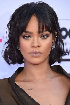 rihanna hairstyles bob haircut makes its debut on ellen todaycom how to finally make the big chop without totally freaking