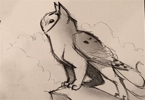 doodle combinations list 198 owl griffin doodle by robthedoodler on deviantart