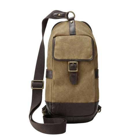 fossil 174 new arrivals bags estate sling pack mbg9123 my style stylish
