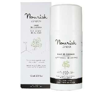 Kale Detox Cleansing Wash by Nourish 3d Cleanser Review Is This Serum The Best Choice