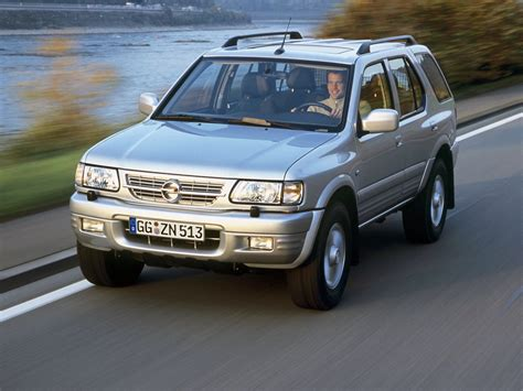 opel frontera opel frontera picture 68013 opel photo gallery