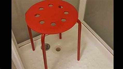 Stool Stuck In by Man S Story About Getting Stuck In Stool