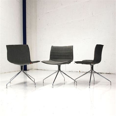 Arper Catifa 53   Trestle Swivel   designer chair   swivel