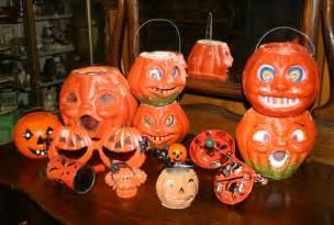 Halloween Decorations Sales Shellhawk S Nest Vintage
