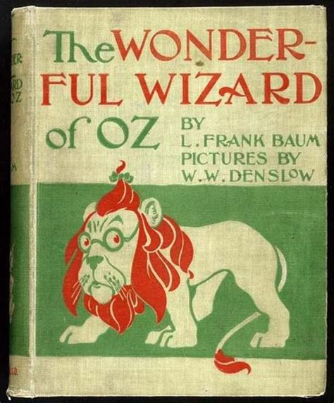 The Wonderful L by Book Review The Wonderful Wizard Of Oz Paperblog