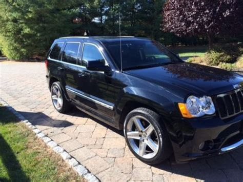 2008 Jeep Srt Sell Used 2008 Jeep Srt 8 In Towaco New Jersey United States