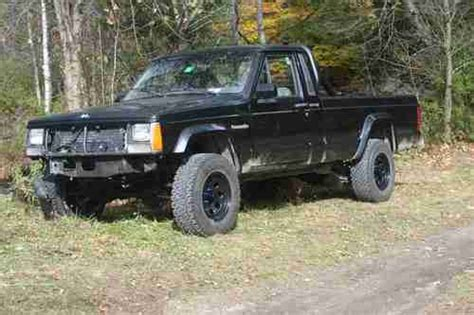 4 Door Jeep Comanche Sell Used 1988 Jeep Comanche Base Standard Cab 2