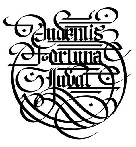 fortune favors the bold tattoo audentes fortuna iuvat search me