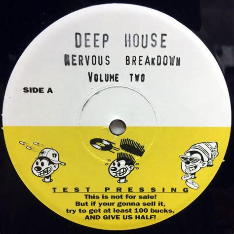 deep house music mixtapes deep house nervous breakdown vol 2 various detroit music center