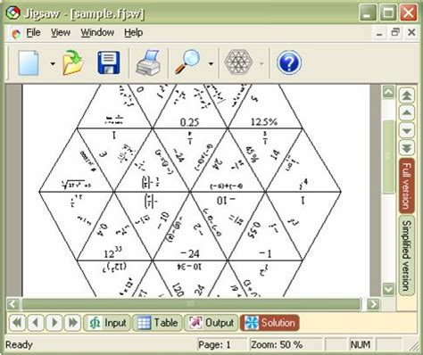 free printable jigsaw puzzle maker software free formulator tarsia software to create jigsaw puzzles