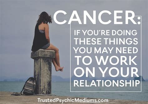 Signs You And Your Partner May Need A by Cancer Signs You May Need To Work On Your Relationship
