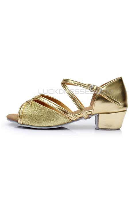 Wedges Mute Gold Size 36 40 Kemiripan 98 Ringan Dan Nyaman s gold sparkling glitter sandals flats