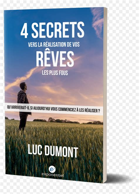 luc dumont  cover  flyer hd png