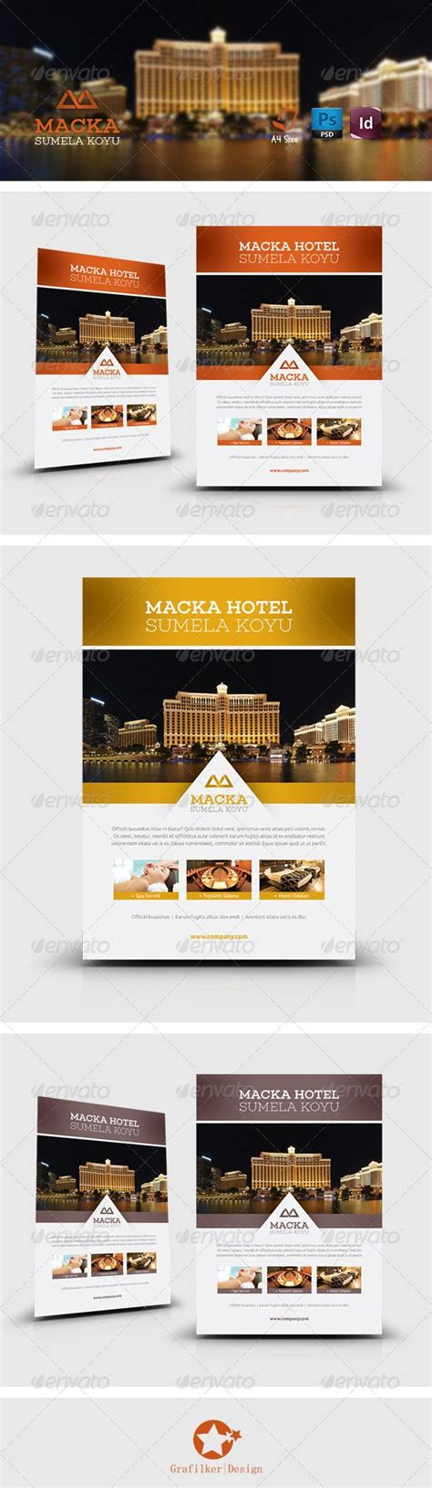 template flyer hotel 7 best images about design print ad on pinterest