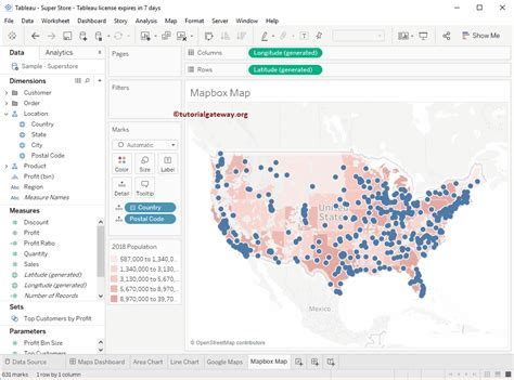 Tableau Mapbox Tutorial | how to use mapbox maps as a background map in tableau