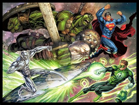 marvel vs dc wallpaper by artifypics on deviantart marvel vs dc by arf on deviantart