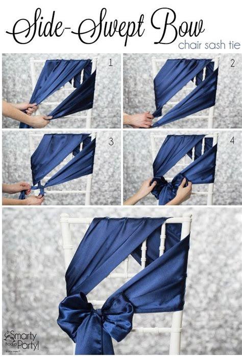 unique chair sash ties chiavari chair tie idea time to plan a wedding oh my