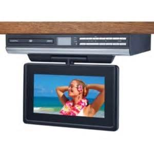 Best under cabinet tvs for kitchen tv dvd combo or tv radio combo