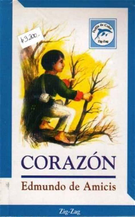 libro el corazn de los 3 176 4 176 b 225 sico biblioteca del colegio san francisco javier