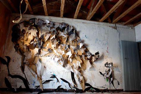Mural Wall 3d wandbild das wilde dutzend