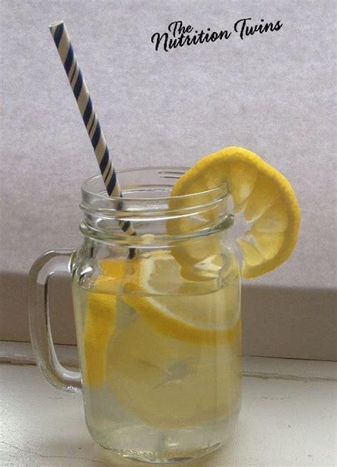 Lemon Rind Detox by Lemon Detox Drink Recipe Detox Lemon And
