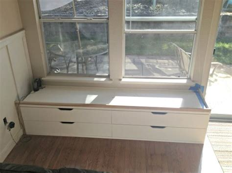 ikea window bench hack 1000 ideas about ikea hack bench on pinterest ikea
